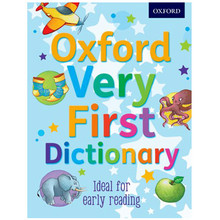 Oxford Very First Dictionary (Paperback) - ISBN 9780192756824