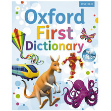Oxford First Dictionary (Paperback) - ISBN 9780192732620