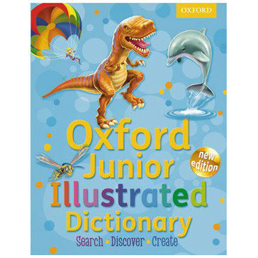 Oxford Junior Illustrated Dictionary (Paperback) - ISBN 9780192732606