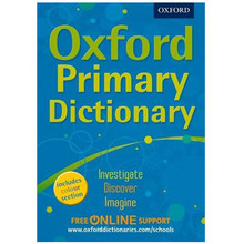 Oxford Primary Dictionary (Paperback) - ISBN 9780192733757