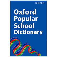 Oxford Popular School Dictionary (Paperback) - ISBN 9780199118748