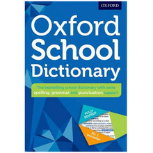 Oxford School Dictionary (Hardback) New Edition - ISBN 9780192743503