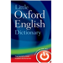 Little Oxford English Dictionary 9th Edition (Hardback) - ISBN 9780198614388