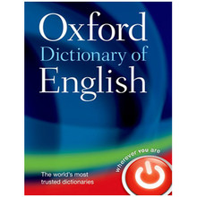 Oxford Dictionary of English (Hardback) - ISBN 9780199571123