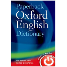 Paperback Oxford English Dictionary 7th Edition - ISBN 9780199640942