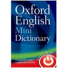 Oxford English Mini Dictionary 8th Edition (Bendy) - ISBN 9780199640966