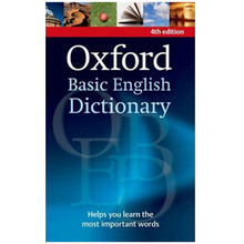 Oxford Basic English Dictionary 4th Edition (Paperback) - ISBN 9780194333665