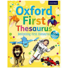 Oxford First Thesaurus (Paperback) - ISBN 9780192756848