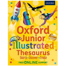 Oxford Junior Illustrated Thesaurus (Paperback) - ISBN 9780192756862