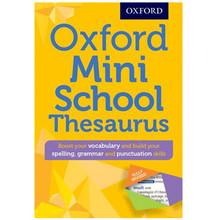 Oxford Mini School Thesaurus New Edition (Bendy) - ISBN 9780192747099