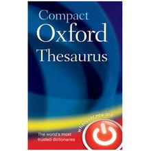 Compact Oxford Thesaurus 3rd Edition (Hardback) - ISBN 9780199532957