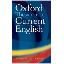 Oxford Thesaurus of Current English 2nd Edition (Paperback) - ISBN 9780199202874