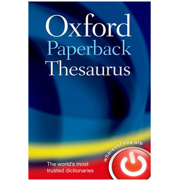 Oxford Paperback Thesaurus 3rd Edition (Paperback) - ISBN 9780199640959