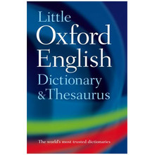 Little Oxford Dictionary and Thesaurus (Hardback) - ISBN 9780199534814