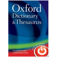Oxford Dictionary and Thesaurus 2nd Edition (Hardback) - ISBN 9780199230884