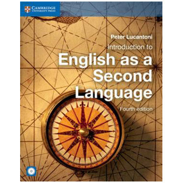 Introduction to English as a Second Language Coursebook with CD (4th Edition) - ISBN 9781107686984