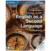 Cambridge IGCSE English as a Second Language Coursebook with CD-ROM - ISBN 9781107669628