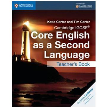 Cambridge IGCSE Core English as a Second Language Teacher's Resource Book - ISBN 9781107515710