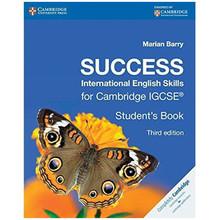 Success International English Skills for IGCSE Student's Book - ISBN 9781107495944