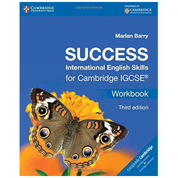 Success International English Skills for IGCSE Workbook (Third Edition) - ISBN 9781107495968