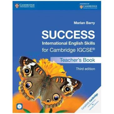 Success International English Skills for IGCSE Teacher's Book 3rd Edition - ISBN 9781107496019