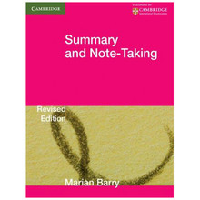 Summary and Note-taking (Revised Edition) - ISBN 9780521140928