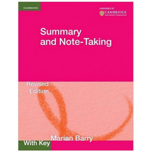 Summary and Note-taking with key (Revised Edition) - ISBN 9780521140942