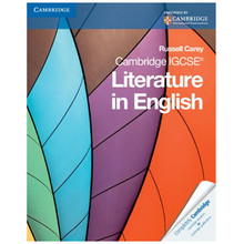 Cambridge IGCSE Literature in English Coursebook - ISBN 9780521136105