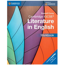 Cambridge IGCSE Literature in English Workbook - ISBN 9781107532809