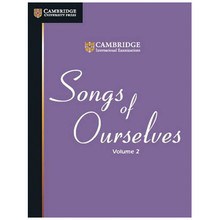 Songs of Ourselves Volume 2 Anthology of Poetry in English - ISBN 9781107447790