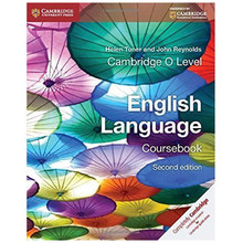 Cambridge O Level English (2nd Edition) - ISBN 9781107610804