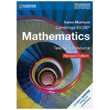 Cambridge IGCSE Mathematics Teachers Resource CD-ROM (Revised Edition) - ISBN 9781316609309