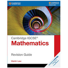 Cambridge IGCSE Mathematics Revision Guide - ISBN 9781107611955