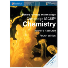 Cambridge IGCSE Chemistry Teacher Resource CD-ROM - ISBN 9781107615014