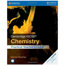 Cambridge IGCSE Practical Teacher Guide with CD-ROM - ISBN 9781316610947