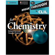 Cambridge Breakthrough to CLIL Chemistry Workbook - ISBN 9781107638556