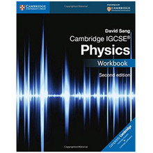Cambridge IGCSE Physics Workbook - ISBN 9781107614888