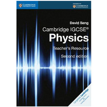 Cambridge IGCSE Physics Teacher Resource CD-ROM - ISBN 9781107614901