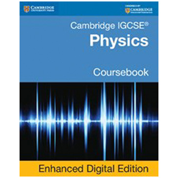 IGCSE Physics Coursebook Cambridge Elevate Enhanced Edition - ISBN 9781107502925