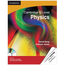Cambridge O Level Physics Coursebook with CD-ROM - ISBN 9781107607835