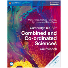 Combined and Co-ordinated Sciences Coursebook with CD-ROM - ISBN 9781316631010