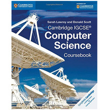 IGCSE Computer Science Coursebook - ISBN 9781107518698