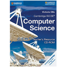 Cambridge IGCSE Computer Science Teacher's Resource CD-ROM - ISBN 9781316611166
