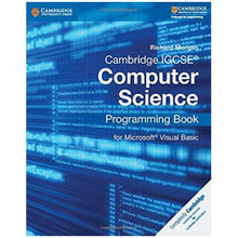 Cambridge IGCSE® Computer Science Programming Book for Microsoft® Visual Basic - ISBN 9781107518643