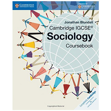 Cambridge IGCSE Sociology Coursebook - ISBN 9781107645134