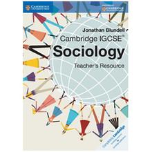 Cambridge IGCSE Sociology Teacher's Resource CD-ROM - ISBN 9781107651388