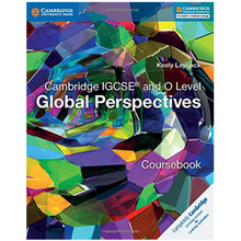 Cambridge IGCSE and O Level Global Perspectives Coursebook - ISBN 9781316611104
