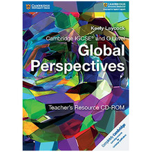 IGCSE and O Level Global Perspectives Teacher's Resource CD-ROM - ISBN 9781316635421