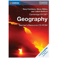 Cambridge IGCSE Geography Teacher's Resource CD-ROM (2nd Edition) - ISBN 9781316503614