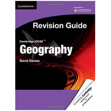 IGCSE Geography Revision Guide - ISBN 9781107674820